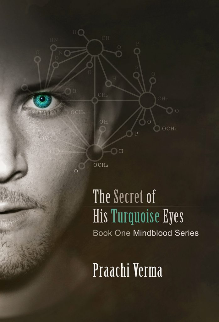 Cover Pic: The Secret of His Turquoise Eyes